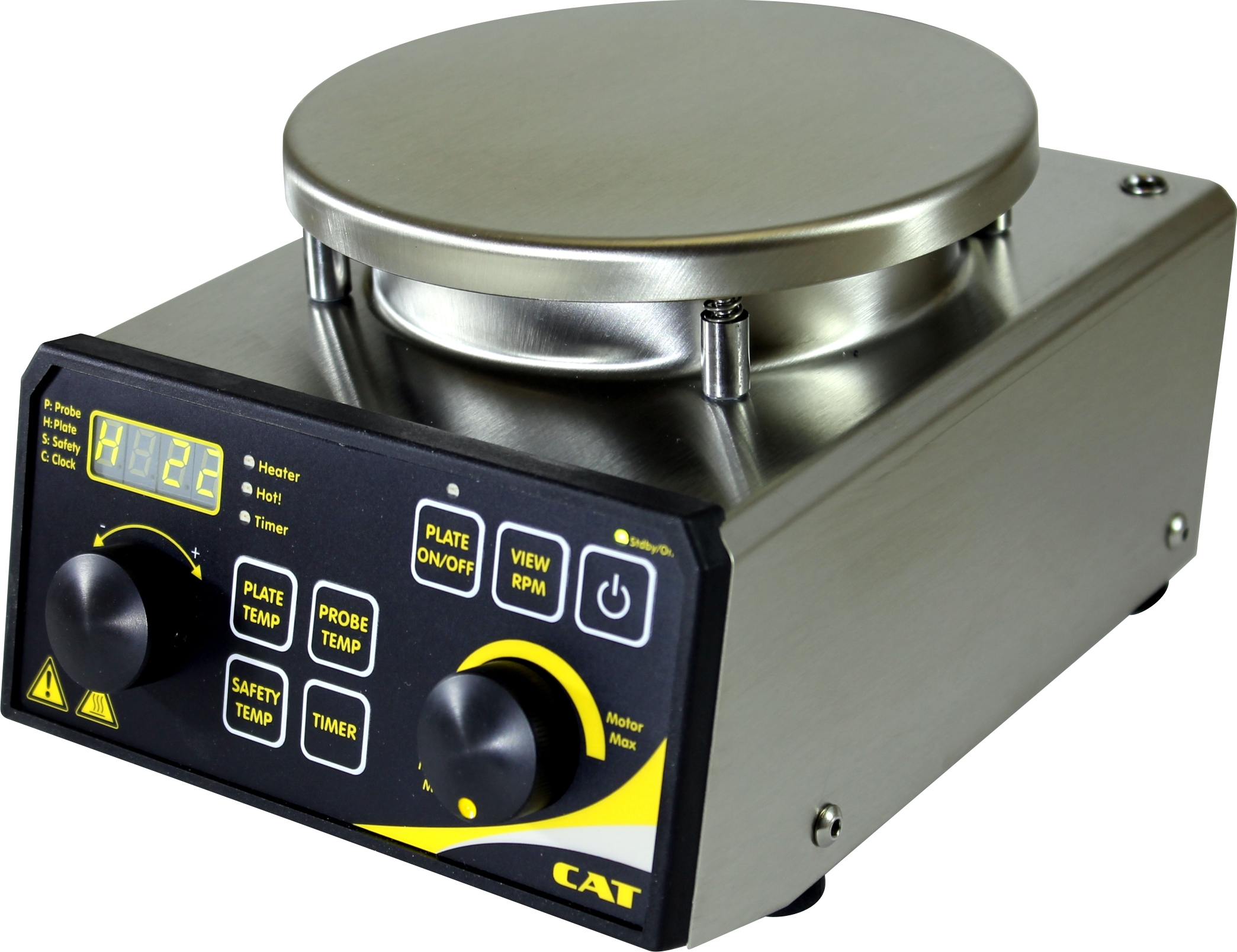 CAT M21 Hotplate Magnetic Stirrer