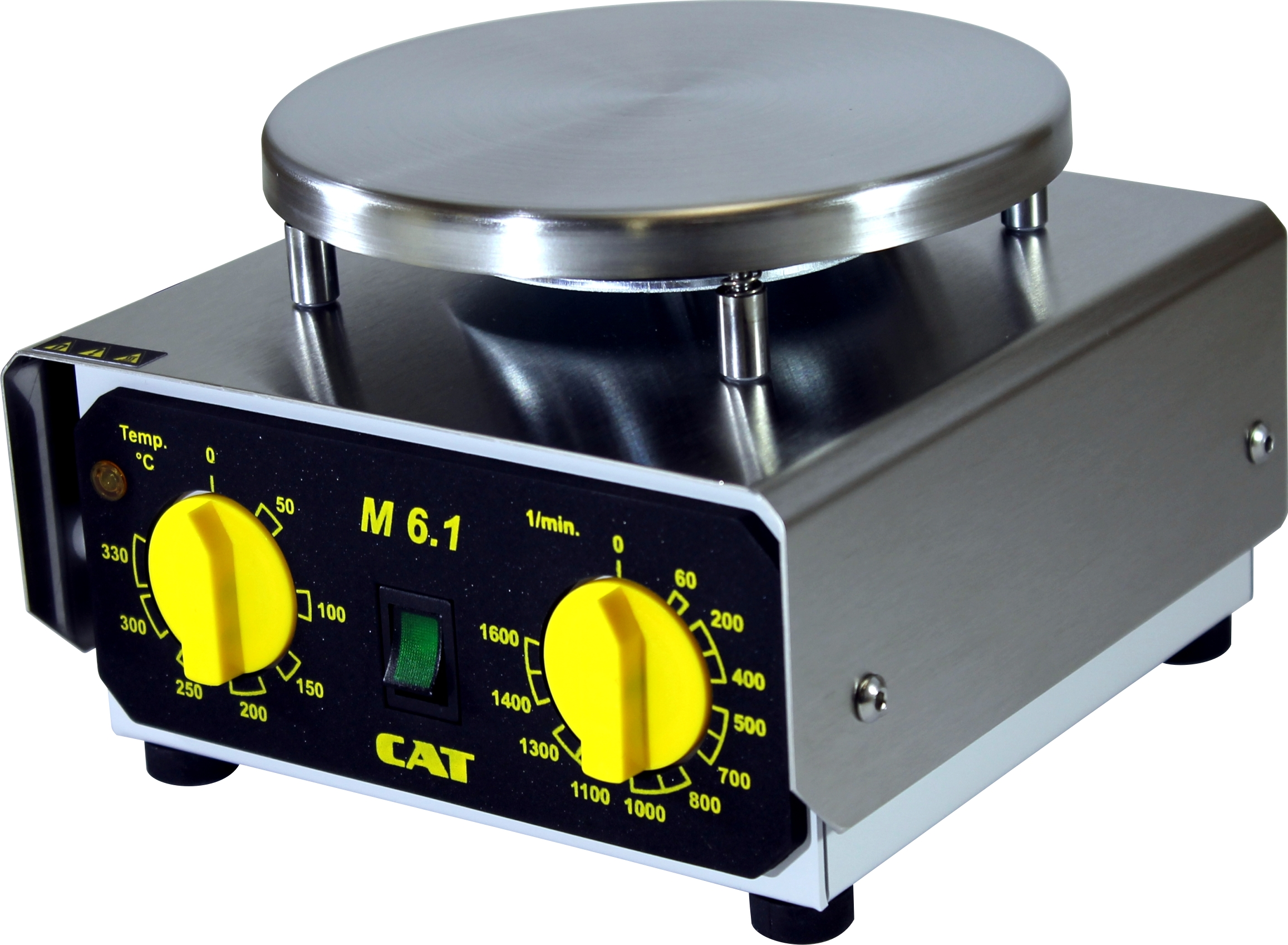 CAT M6.1 Hotplate Magnetic Stirrer