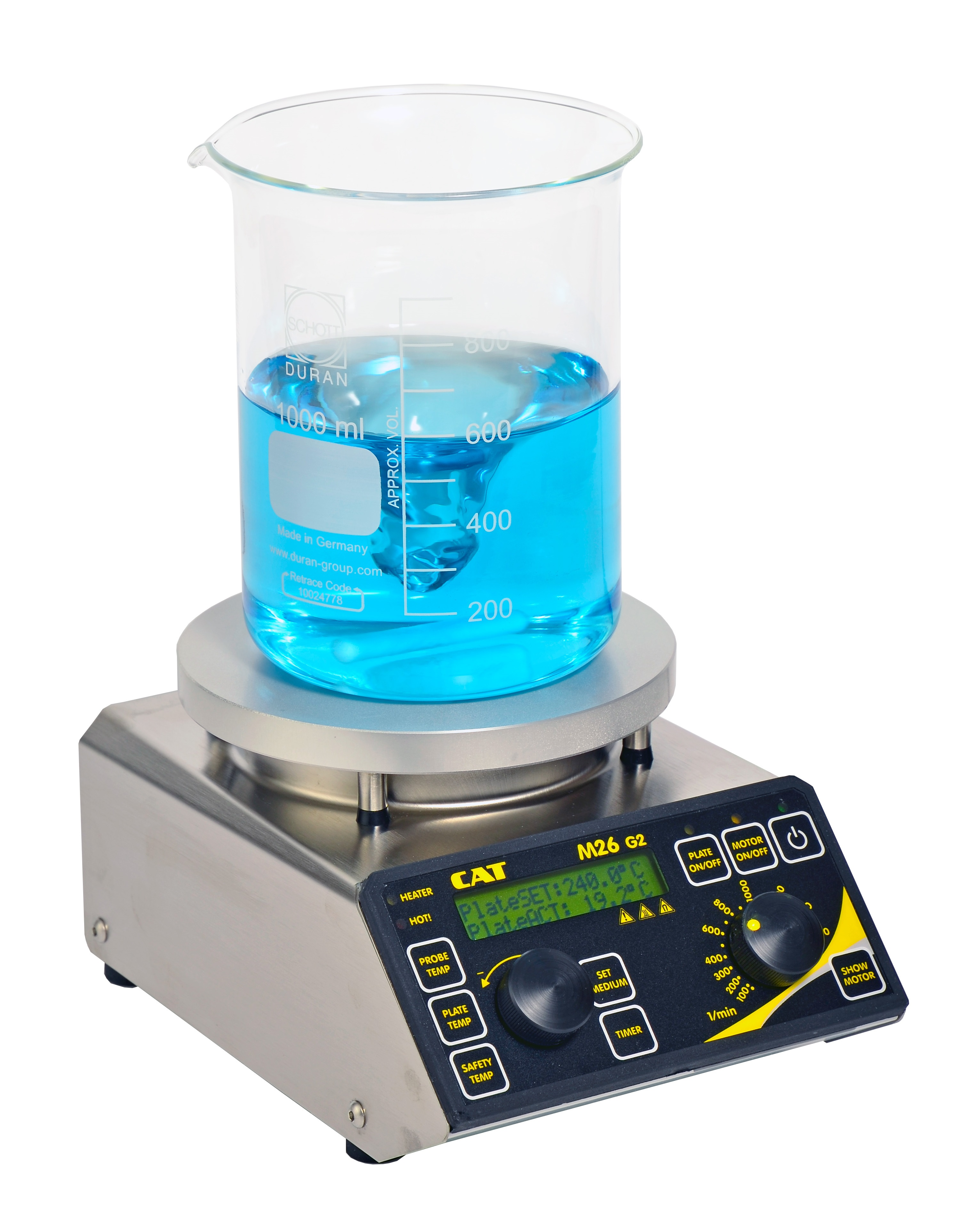 CAT Hotplate Magnetic Stirrers