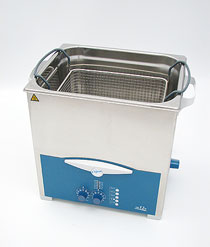 Heated Industrial Ultrasonic Baths